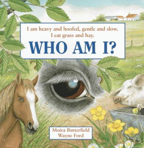 9781841381046: Who Am I?: Heavy and Hoofed (Cow) (Who Am I ?)
