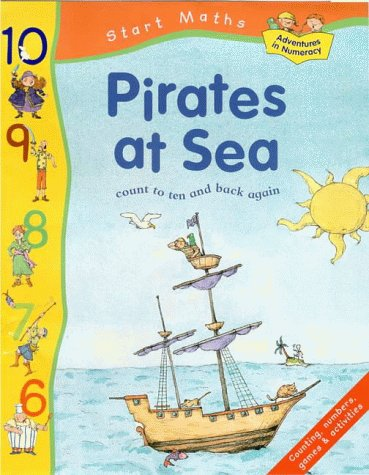 9781841382180: Pirates at Sea (Start Mathematics)