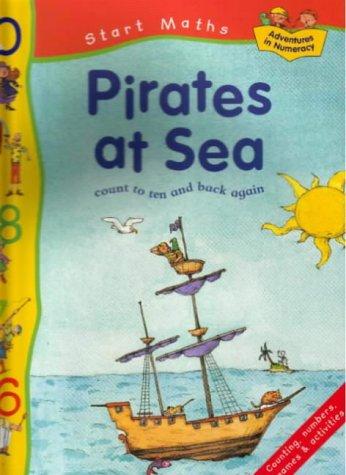 9781841382241: Pirates at Sea: Big Book (Start Mathematics)