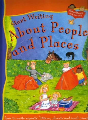 9781841382265: About People and Places (Start Writing)