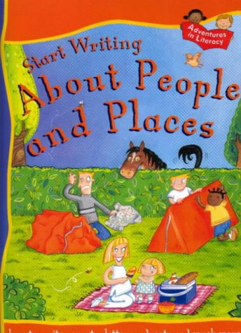 9781841382289: About People and Places (Start Writing)
