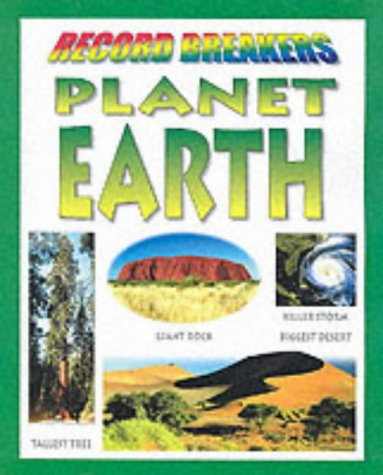 9781841384276: Planet Earth (Record Breakers)