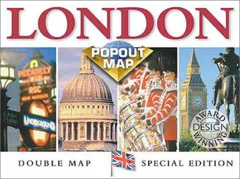 9781841390062: London: Popout Map (UK Popout Maps)