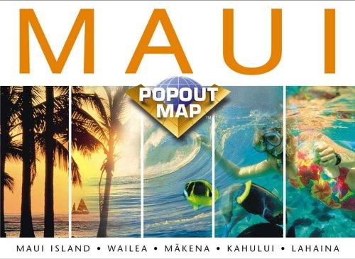 Maui PopOut Map (Popout Map): Group, Map