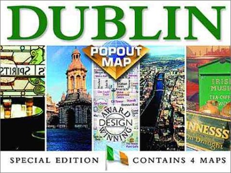 Dublin (Europe Popout Maps)