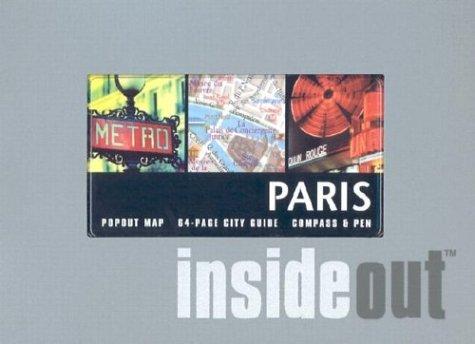 9781841398525: Inside/Out Paris (Europe Popout Maps)