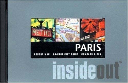 9781841398648: Inside Out Paris (InsideOut City Guides)