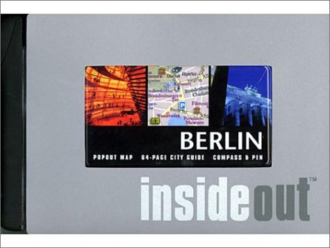 Inside/Out Berlin Mpn (InsideOut City Guides): Rand McNally