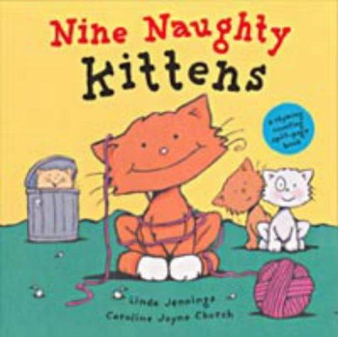 9781841430041: Nine Naughty Kittens