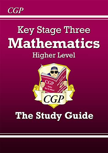 9781841460307: Key Stage Three Mathematics: the Revision Guide: Levels 5-8