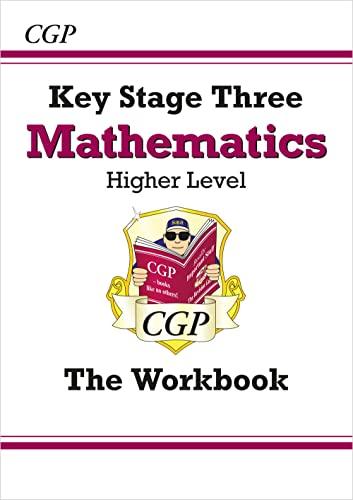 9781841460390: KS3 Maths Workbook - Higher: (Levels 5-8)