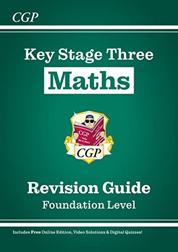 9781841460406: KS3 Maths Study Guide - Foundation