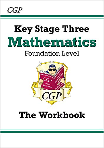9781841460499: KS3 Maths Workbook - Foundation: Workbook (Without Answers) - Levels 3-6
