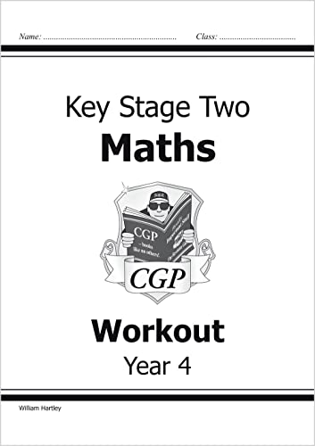 KS2 Year Four Maths: Workout Book: Richard Parsons