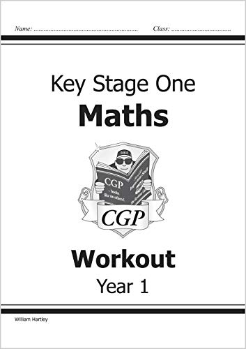 9781841460826: KS1 Maths Workout - Year 1