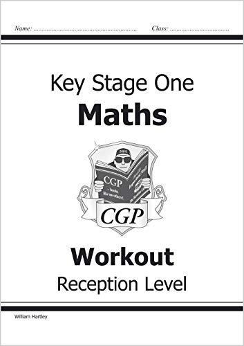 Reception Maths Workout: Hartley, William