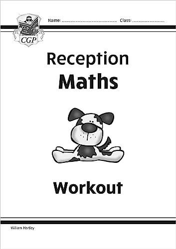 9781841460833: Reception Maths Workout (CGP Reception)