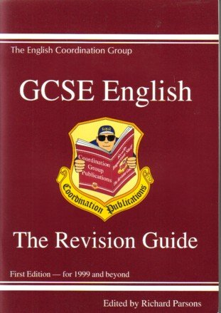 9781841461007: GCSE English Revision Guide - Higher (Pt. 1 & 2)