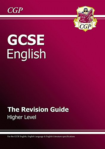 9781841461014: GCSE English Literature and Language Revision Guide (Pt. 1 & 2)