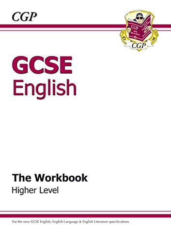 9781841461021: GCSE English - The Workbook Higher Level (A*-G Course)