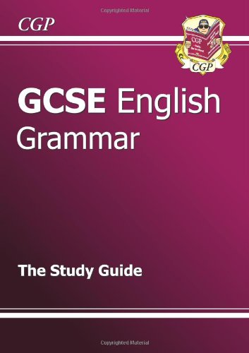 9781841461113: GCSE English Grammar Skills Study Guide (Pt. 1 & 2)
