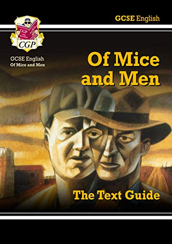 9781841461144: GCSE English Text Guide - Of Mice and Men (Pt. 1 & 2)