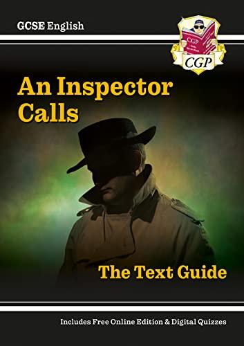 GCSE English Text Guide - An Inspector: Richard Parsons