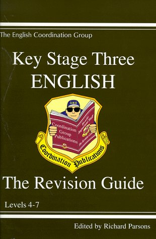 9781841461304: KS3 English: Revision Guide, Levels 4-7 (Revision Guides)