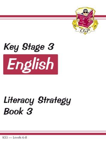 9781841461342: KS3 English Literacy Strategy - Book 3, Levels 6-8