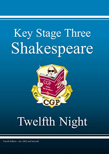 9781841461496: KS3 English Shakespeare Text Guide - Twelfth Night (Pt. 1 & 2)