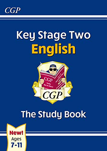 9781841461502: New KS2 English Study Book - Ages 7-11: ideal for catch-up at home (CGP KS2 English SATs)