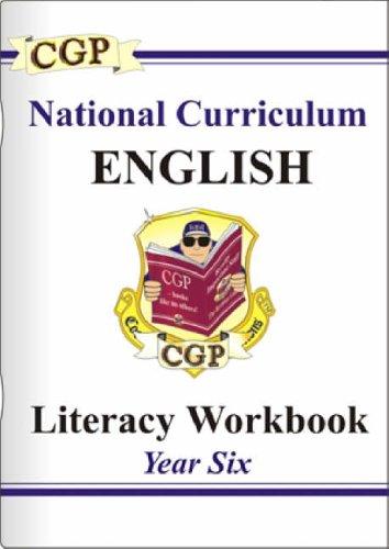 9781841461564: KS2 English Literacy Workbook - Year 6: Year 6 Pt. 1 & 2