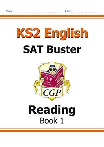 9781841461632: KS2 English SAT Buster Reading - Book 1