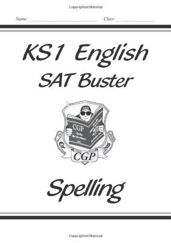 9781841461878: KS1 English SAT Buster - Spelling