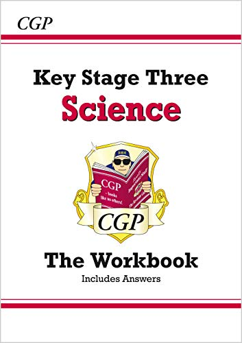 KS3 Science Workbook (with answers) (CGP KS3 Science): CGP Books