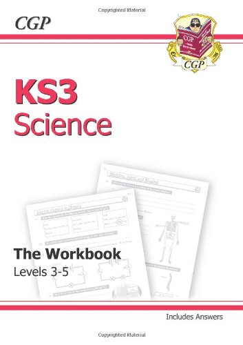 9781841462486: KS3 Science Workbook (Including Answers) - Levels 3-5