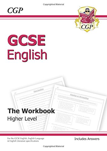 9781841462882: GCSE English Workbook (Including Answers) (A*-G Course)
