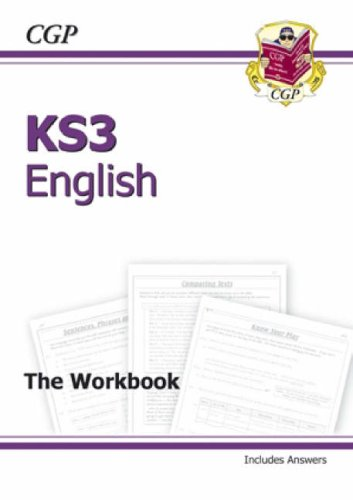 9781841462905: KS3 English: Workbook and Answerbook Multipack