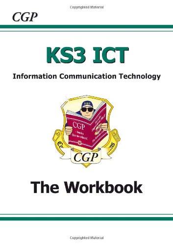 9781841462929: KS3 ICT Workbook: Workbook (Without Answers) Pt. 1 & 2