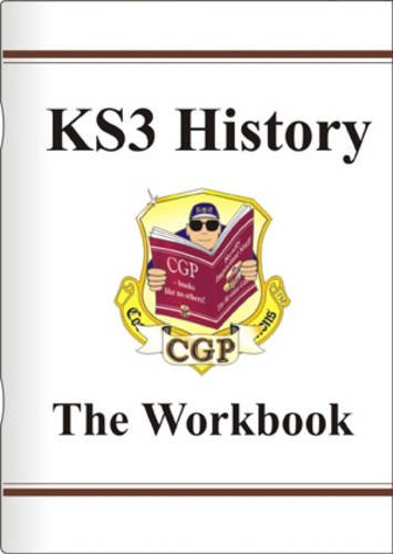 9781841463391: KS3 History Workbook (without Answers): Pt. 1 & 2
