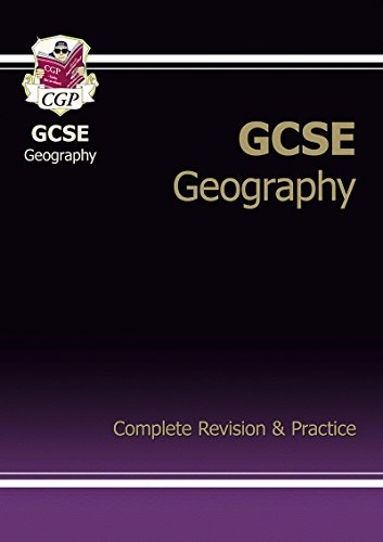 9781841463742: GCSE Geography Complete Revision & Practice (A*-G Course): Complete Revision and Practice Pt. 1 & 2