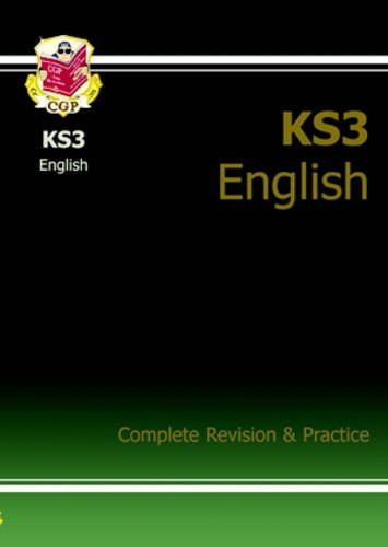 9781841463841: KS3 English: Complete Revision and Practice
