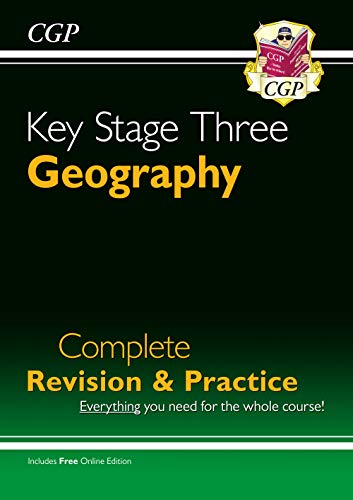 9781841463926: KS3 Geography Complete Revision & Practice (with Online Edition): superb for catch-up and learning at home (CGP KS3 Humanities)
