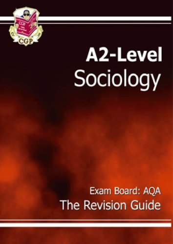 9781841463995: A2 Level Sociology AQA Revision Guide