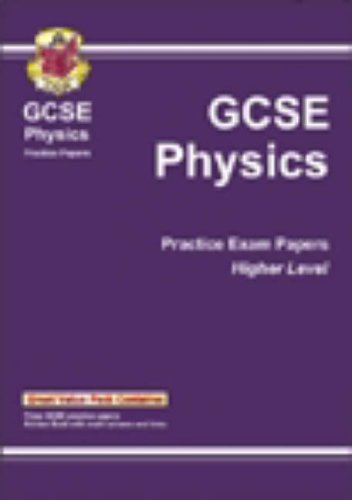 9781841464213: GCSE Physics: Higher Level Practice Papers Pt. 1 & 2
