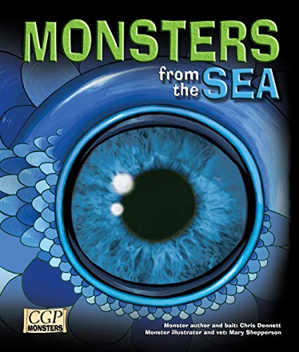 KS2 Monsters from the Sea Reading Book: CGP Books