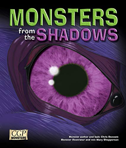 KS2 Monsters from the Shadows Reading Book: CGP Books