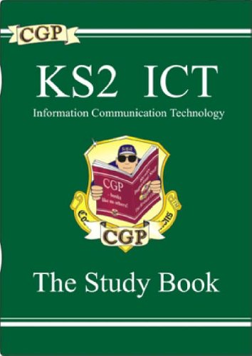 9781841464558: KS2 ICT Study Guide: Study Guide Pt. 1 & 2 (Study Book)