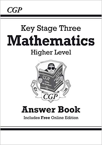 9781841464848: KS3 Maths Answers for Workbook (With Online Edition) - Higher