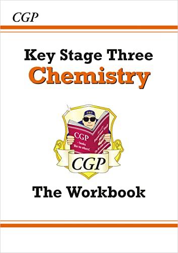 9781841465395: KS3 Chemistry Workbook - Higher (CGP KS3 Science)